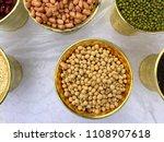 buddha and hindu fruits and...   Shutterstock . vector #1108907618