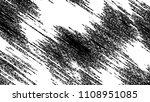 black and white grunge pattern... | Shutterstock . vector #1108951085