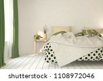 idea of white minimalist... | Shutterstock . vector #1108972046