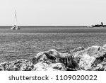 Catamaran Cruise Sailing Along...
