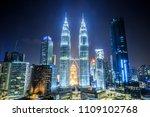 kuala lumpur  malaysia    may... | Shutterstock . vector #1109102768