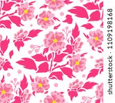 vector seamless pattern  simple ... | Shutterstock .eps vector #1109198168