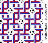 football sport poster design.... | Shutterstock .eps vector #1109200595