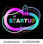 vector creative illustration of ... | Shutterstock .eps vector #1109334458