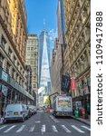 new york   new york  usa   may... | Shutterstock . vector #1109417888