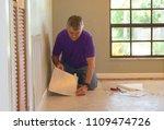 diy homeowner man or... | Shutterstock . vector #1109474726