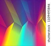 retro graphics. trendy texture. ... | Shutterstock .eps vector #1109495846