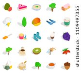 cleansing the body icons set.... | Shutterstock . vector #1109497355