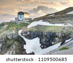 dolomites  italy   may 26  2018 ... | Shutterstock . vector #1109500685