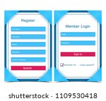 vector registration and login...