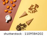 concept of preparation for ice...   Shutterstock . vector #1109584202