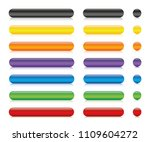 web buttons collection.... | Shutterstock .eps vector #1109604272