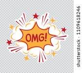 cartoon message illustration on ...   Shutterstock .eps vector #1109618246