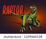 Velociraptor Dinosaur...
