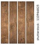 old wood planks textures... | Shutterstock . vector #110966825