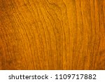 close up rustic wood table with ... | Shutterstock . vector #1109717882