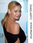 jessica collins at the platinum ... | Shutterstock . vector #110973992
