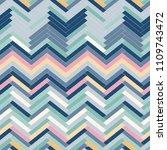 herringbone wallpaper. abstract ... | Shutterstock .eps vector #1109743472