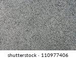 closeup of grey granite texture ... | Shutterstock . vector #110977406