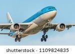 schiphol  noord holland...   Shutterstock . vector #1109824835