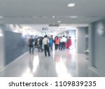 traveler walking at the airport ... | Shutterstock . vector #1109839235