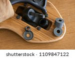 disassembled truck and bushings ... | Shutterstock . vector #1109847122