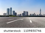 panoramic skyline and buildings ... | Shutterstock . vector #1109850746