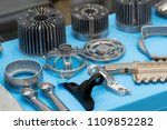 high precision hot forging... | Shutterstock . vector #1109852282