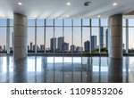 panoramic skyline and buildings ... | Shutterstock . vector #1109853206