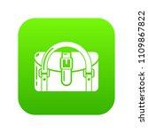travel bag destination icon.... | Shutterstock .eps vector #1109867822