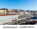 lisbon  portugal   may 19  2017 ... | Shutterstock . vector #1109874476