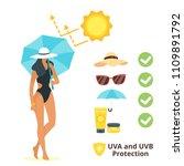 vector cartoon style... | Shutterstock .eps vector #1109891792