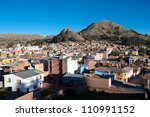 this image shows the town of... | Shutterstock . vector #110991152