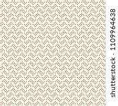 polka dot seamless pattern.... | Shutterstock .eps vector #1109964638