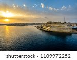 Summer Sunrise At The Valletta...