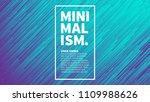 dynamic flow brigt vivid violet ... | Shutterstock .eps vector #1109988626