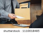 image of businessman hand... | Shutterstock . vector #1110018485