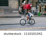 amsterdam  netherlands   june... | Shutterstock . vector #1110101342