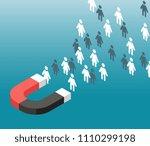 leads generation. web traffic... | Shutterstock .eps vector #1110299198