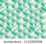 seamless  pattern.  geometric... | Shutterstock . vector #1110303908