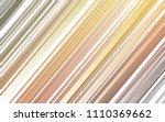 light orange vector background... | Shutterstock .eps vector #1110369662