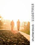 tasikmalaya  west java  ... | Shutterstock . vector #1110375515
