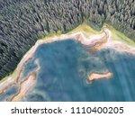 Birds eye view of Glacier Bay National Park & Preserve