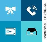modern  simple vector icon set... | Shutterstock .eps vector #1110403256