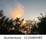 the twilight merged into...   Shutterstock . vector #1110480485