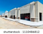 horizontal shot from the corner ...   Shutterstock . vector #1110486812