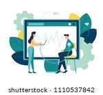 vector illustration ... | Shutterstock .eps vector #1110537842