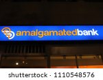 Small photo of New York, New York / USA; June 10, 2018; Amalgamated Bank photographed in New York City.