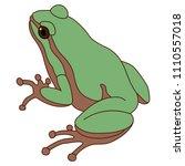 isolated vector illustration of ... | Shutterstock .eps vector #1110557018