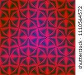 minimal gradient pattern.... | Shutterstock .eps vector #1110564572